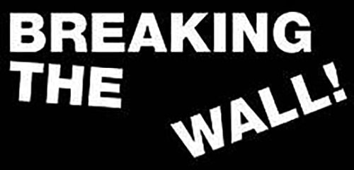 Breaking the Wall Logo