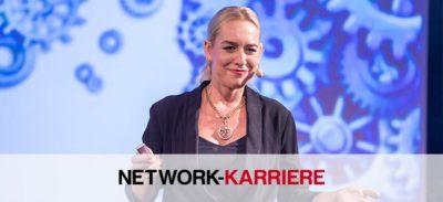Katja Porsch in Network-Karriere