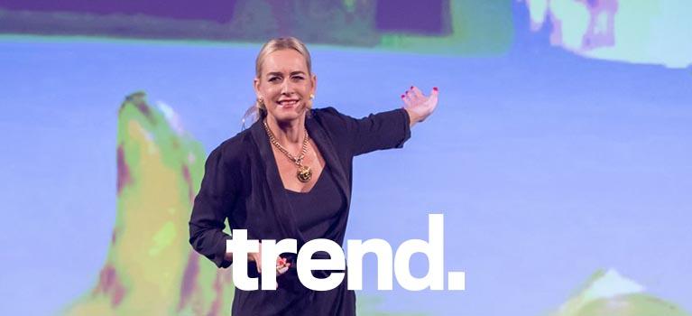 Katja Porsch in Trend